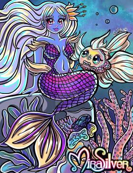 Liana the Mermaid - 2021