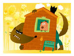 Three little pigs 2 by vleta