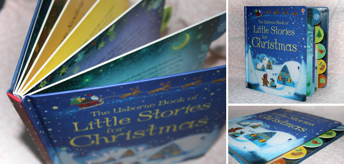 'Little Stories for Christmas' book by vleta