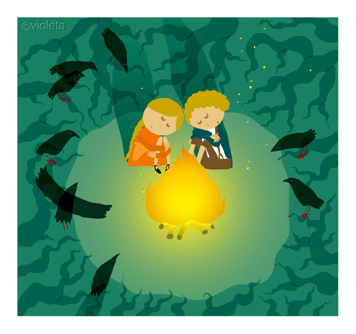 Hansel and Gretel 1 by vleta