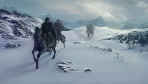 A Song of Ice and Fire---Calling Snow
