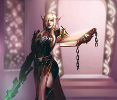 Blood Elf female