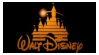 Walt Disney Pictures Stamp