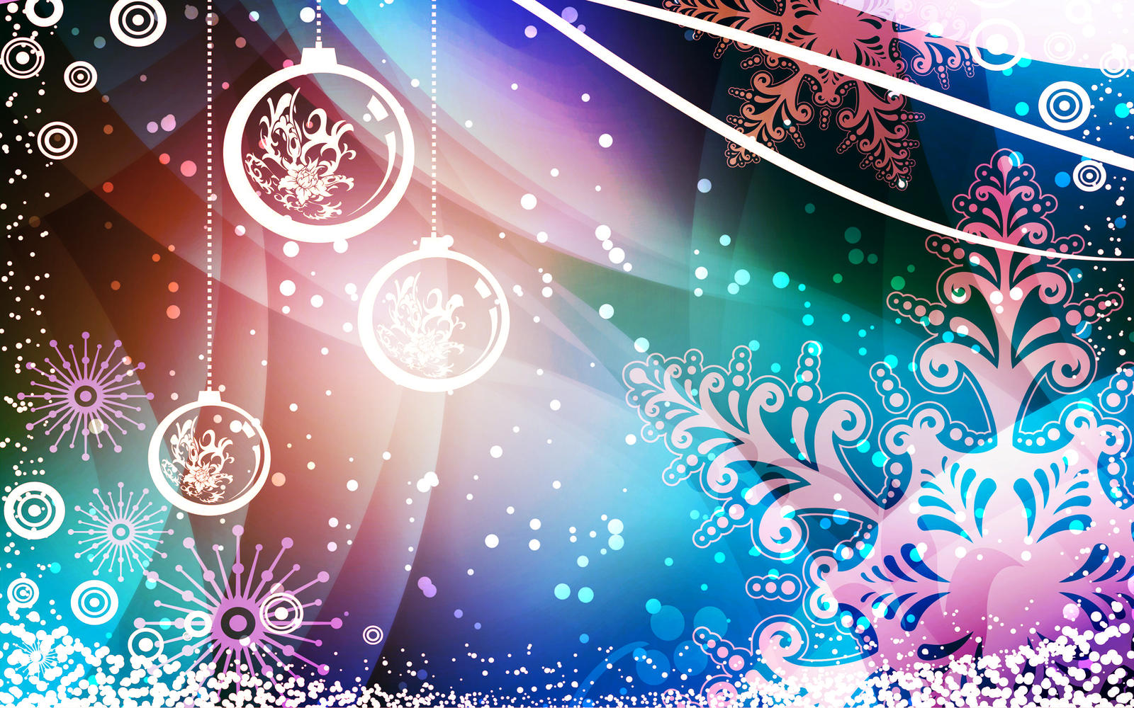 Merry Christmas Wallpaper by 878952