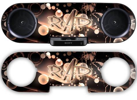 Sony TRiK Skin - RAP
