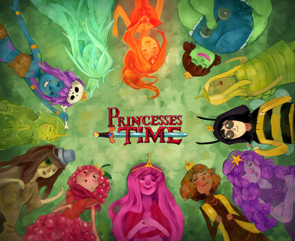 Princesses time