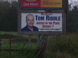 Vote for Tom Riddle LOL
