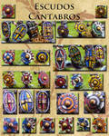 Cantabrian shields