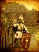 Late Roman pedite by Endakil