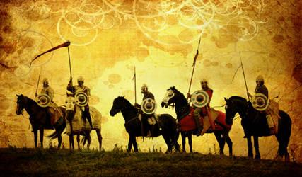 Romano-British cavalry