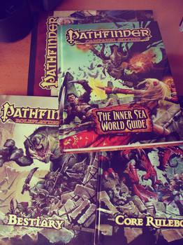 Pathfinder: a vintage look