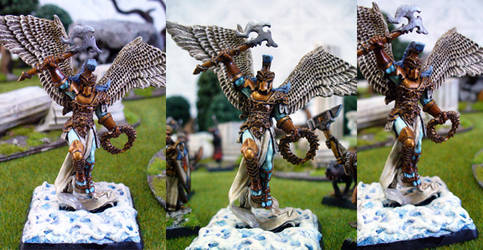 Uriel, guardian angel