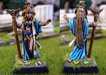 Alahzra, oracle by Endakil