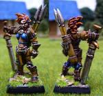 Amiri, female barbarian
