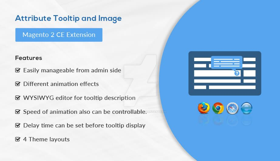 Attribute tooltip and image - Magento 2 Extension by AnnaVictoria12