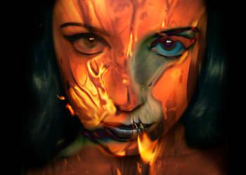 firelace by SoalInk