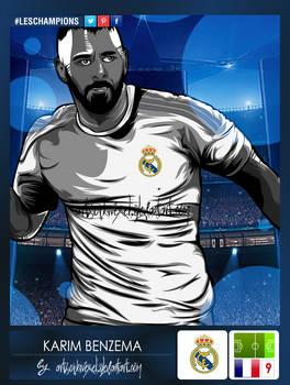 LesChampions:Karim Benzema