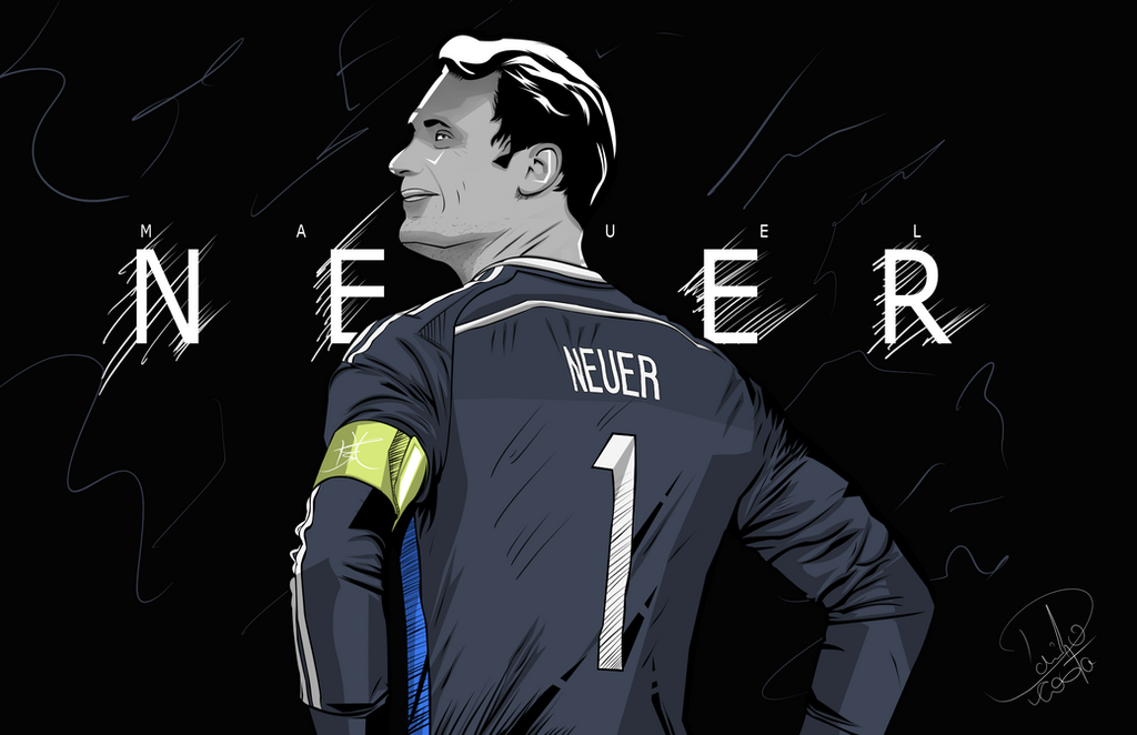 Manuel Neuer 2017 Germany Wallpapers