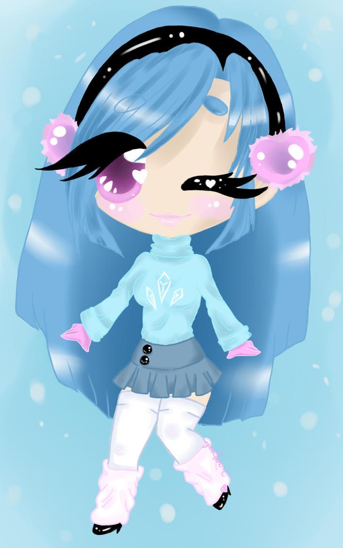 Snowflake by xoWish