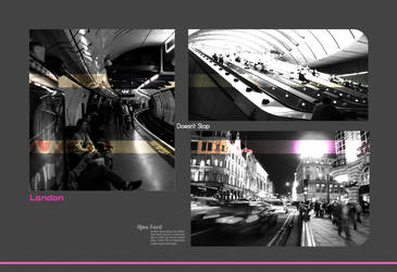 London Dosn't Stop by Projek