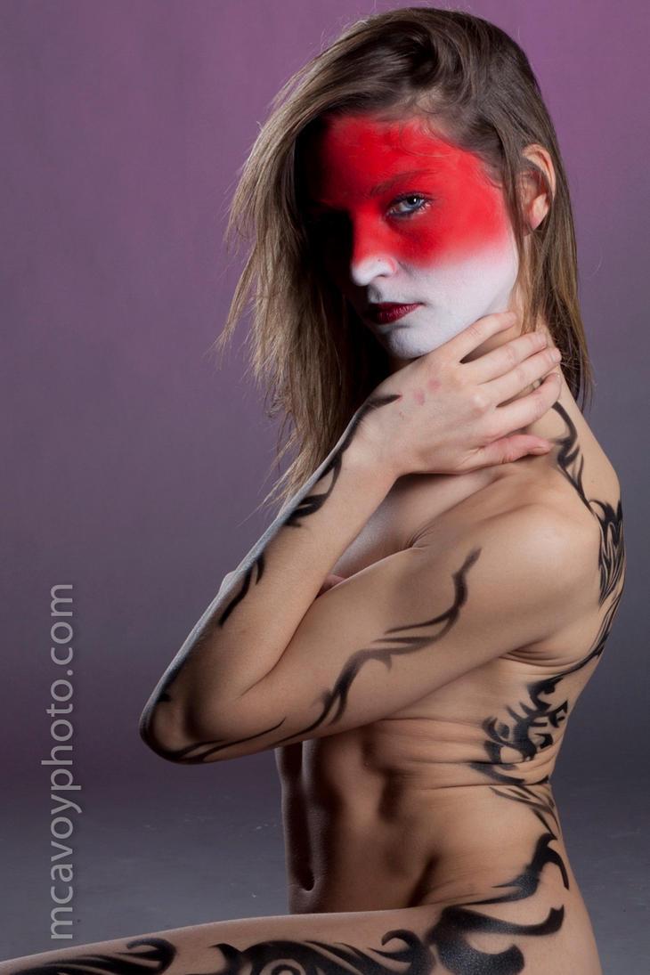 Tribal Tattoo by oldmacman