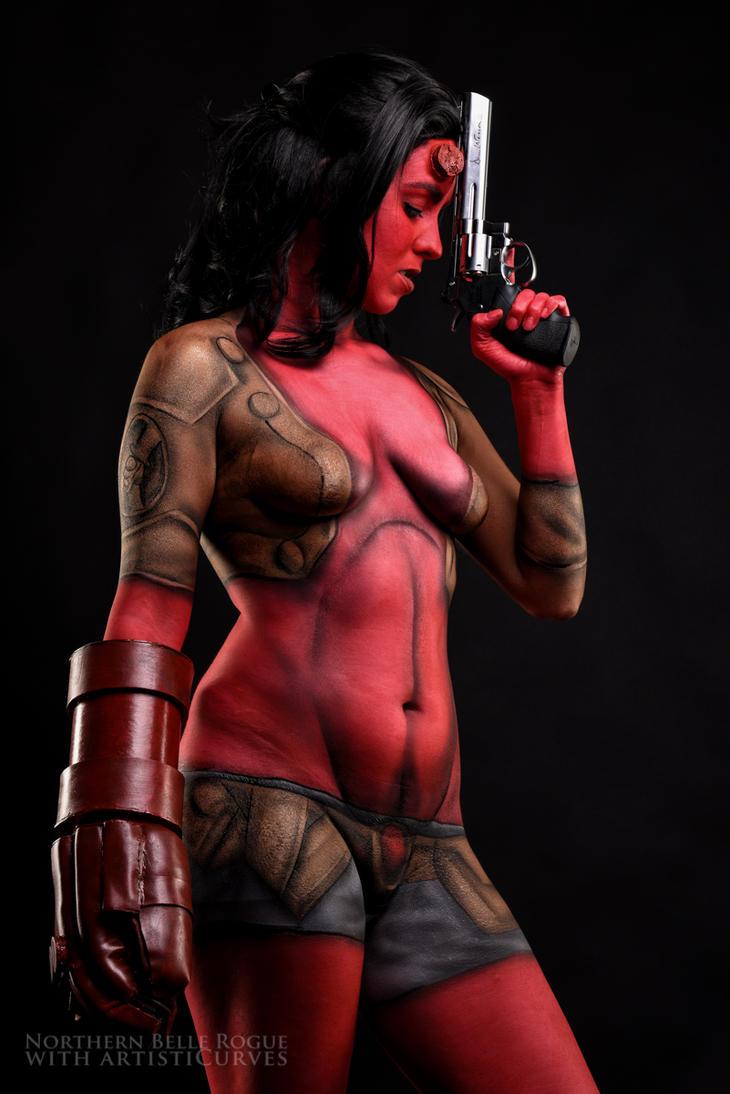 Hellgirl by oldmacman