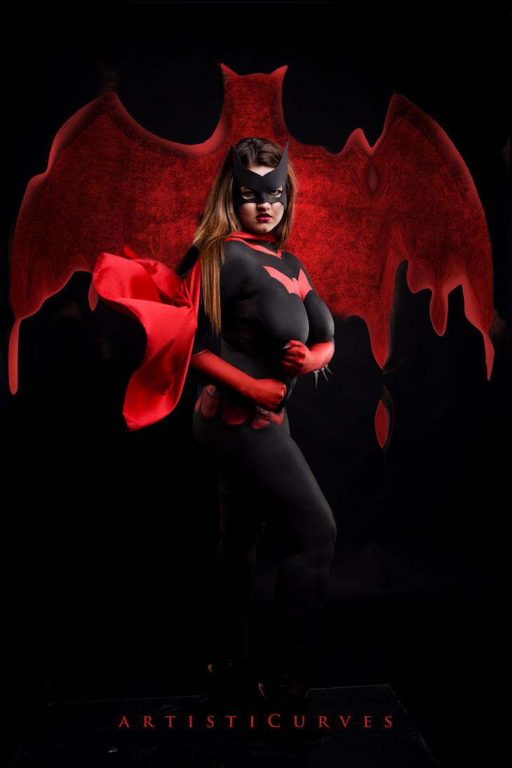 Batwoman by oldmacman