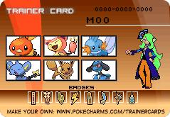 Moothehedgedog's Trainer Card by hazeltopaz