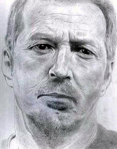 Eric  Clapton by Graffiti-pencil