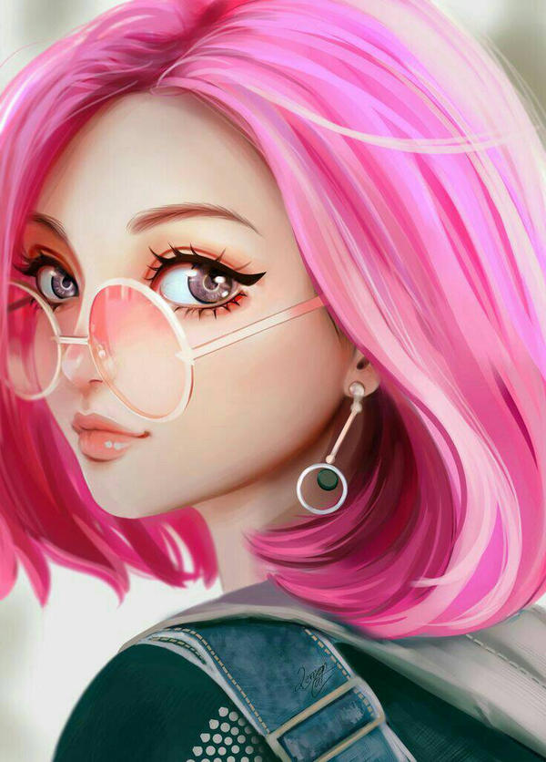 PiNk by loveart46