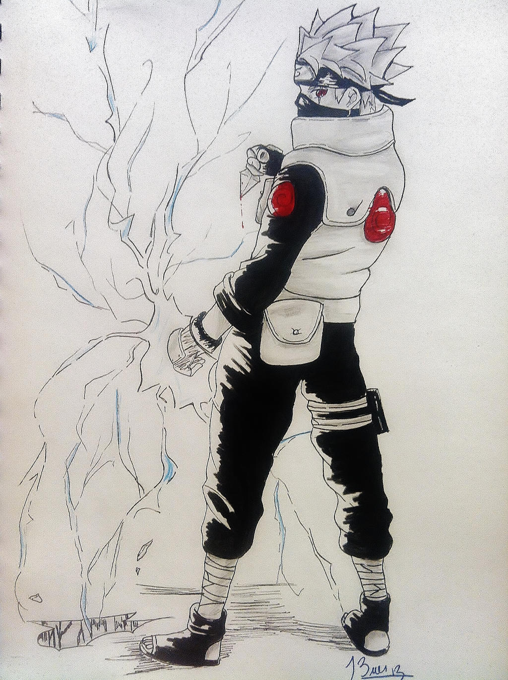 I Am The Copy Ninja by ChidoriLove89
