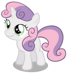 Sweetie Belle Smiling