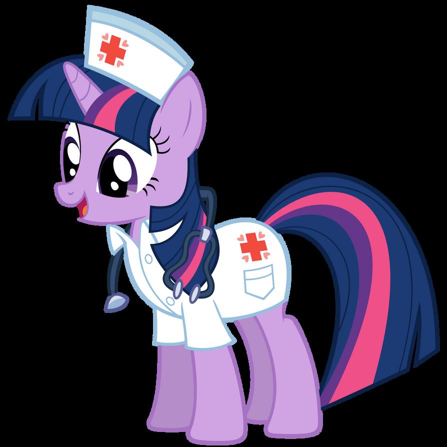 nurse_twilight_sparkle_by_otfor2-d55up0q