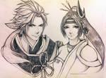 Nobuyuki and Inahime