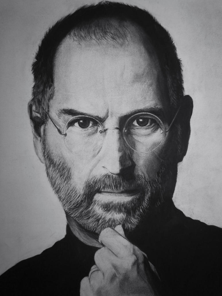Steve Jobs by statecollege
