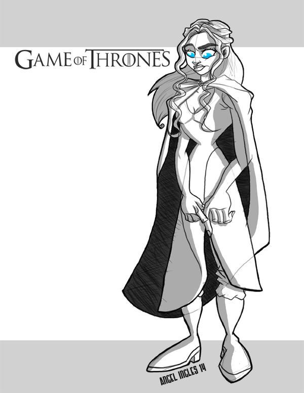Daenerys by nekroworld-AgL