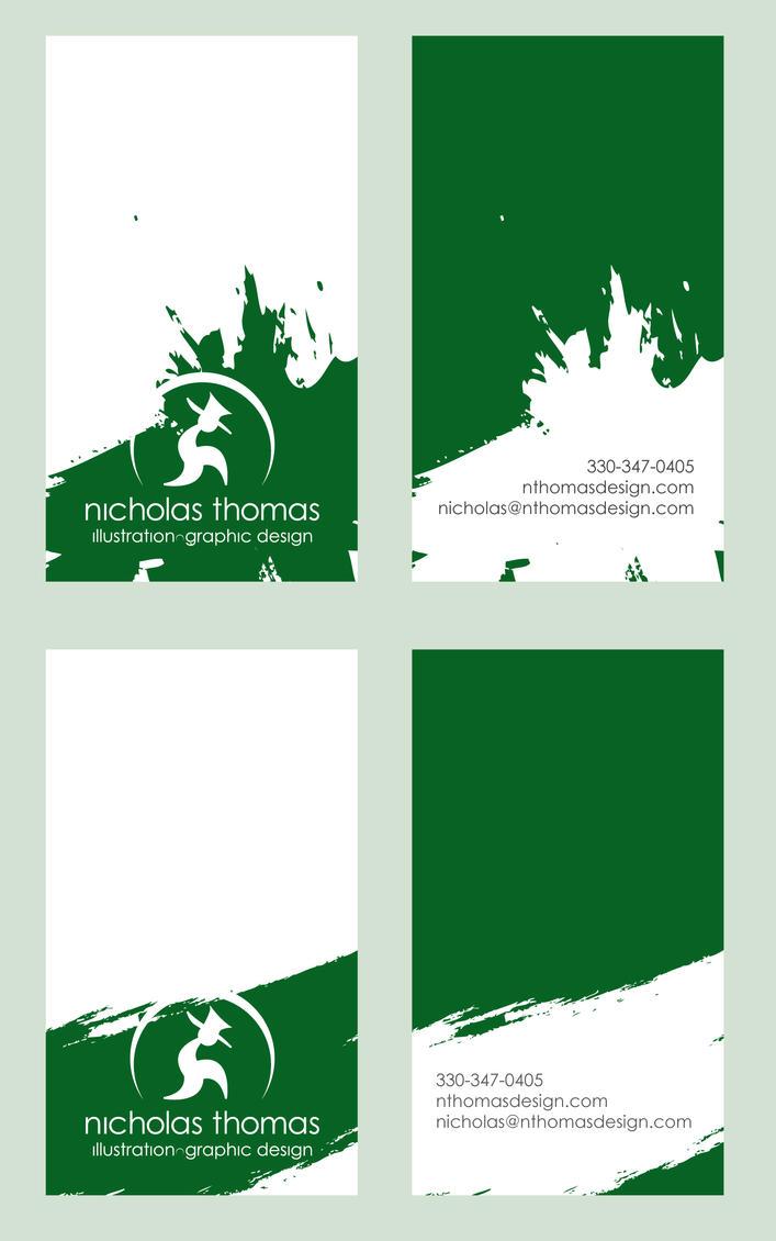 New Card Designs by nthomas-illustration on DeviantArt