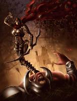 Demon Hunter (Diablo 3) by Yojirous