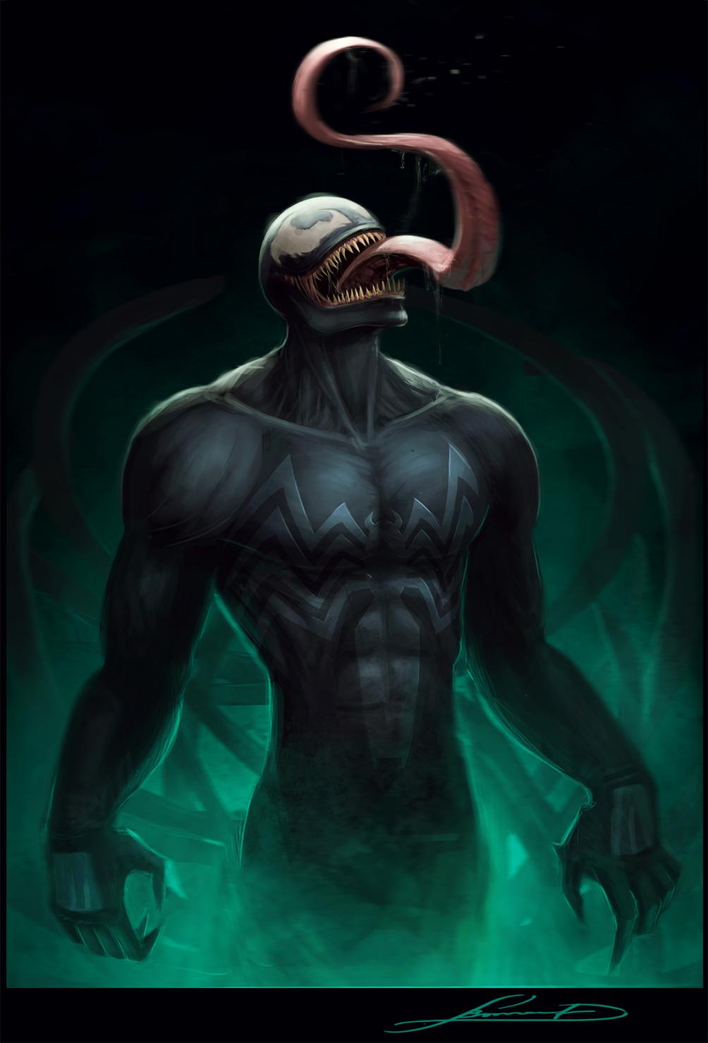 Venom by Yojirous