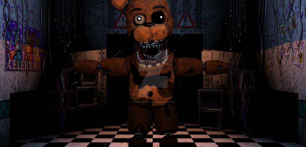 Super Withered Freddy Fazbear By Fnaf2n1pics On Deviantart
