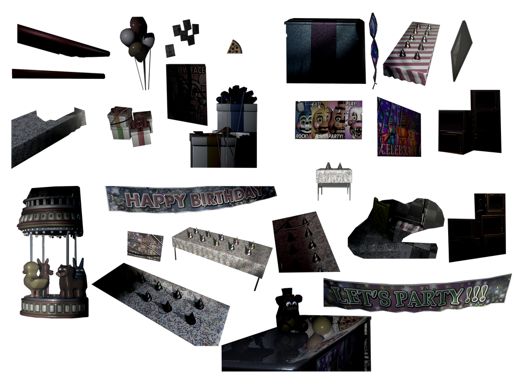 Fnaf 4 Resource Pack