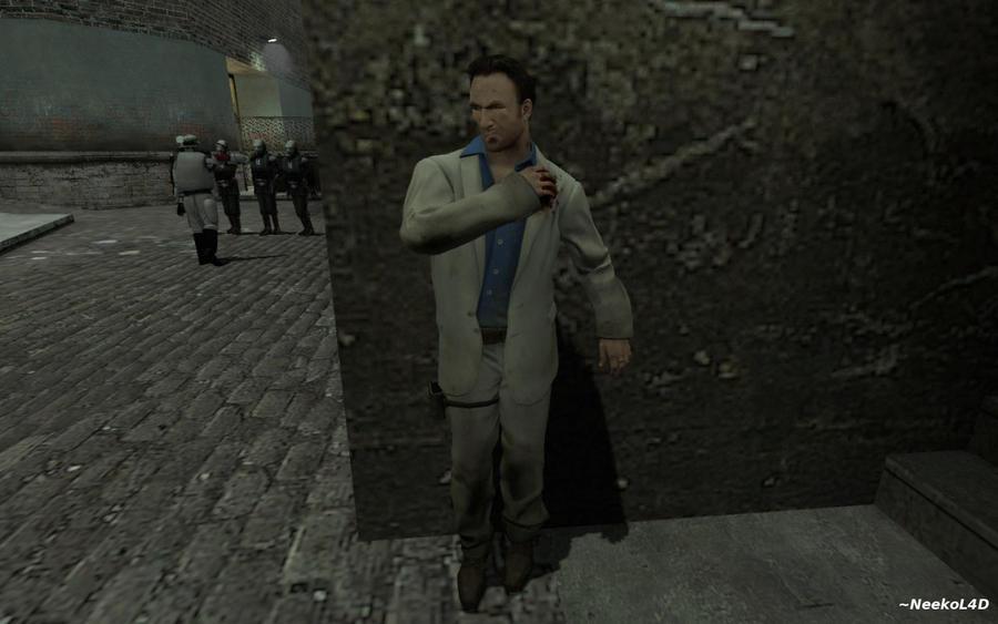 Wanted Man by NeekoL4D