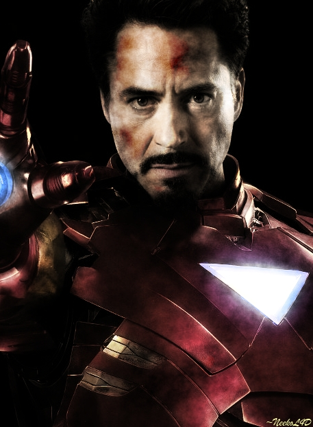 Tony Stark by NeekoL4D