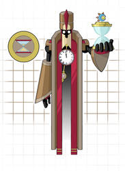 Timeman by Higure-san