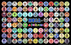The Mega-Micron Crew