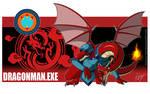Melaphae-Hino - DragonMan.EXE