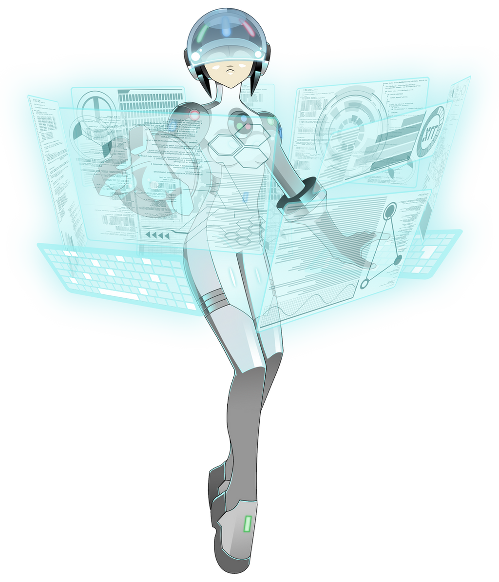 Pixel.EXE by Higure-san