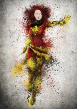 Jean Grey / Dark Phoenix