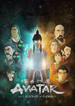 The Legend of Korra - Book One Poster