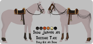 RWE | Show Jumping and Dressage Tack